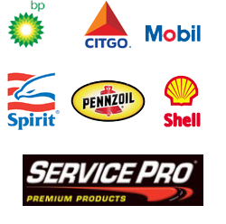 Brands served by Scully Oil Co Inc.
